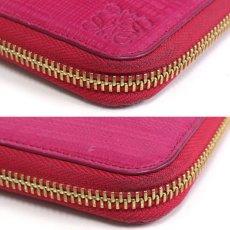 画像4: ロエベ ジップアラウンドウォレット ラウンドファスナー長財布 (4)